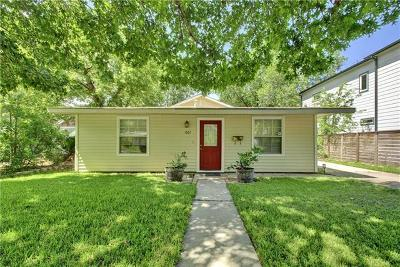 Austin Single Family Home For Sale: 1907 Pasadena Dr