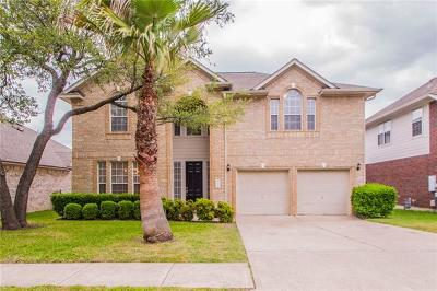 Cedar Park Single Family Home For Sale: 2024 Lakeline Oaks Dr