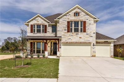 Round Rock Single Family Home For Sale: 852 Centerra Hills Cir