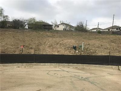 Round Rock Residential Lots & Land For Sale: 1436 Short Horn Cv
