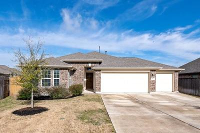Pflugerville Single Family Home For Sale: 3805 Brean Down