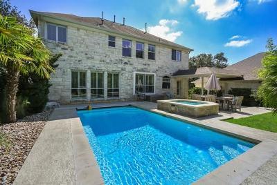 Austin Single Family Home For Sale: 7243 Villa Maria Ln