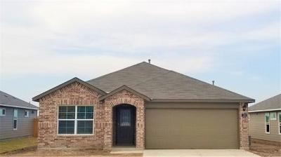 San Marcos Single Family Home For Sale: 129 Dylan