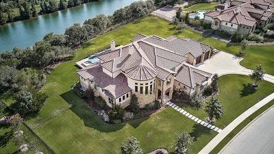 Austin Single Family Home Pending - Taking Backups: 11713 Shoreview Overlook