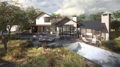 Austin Single Family Home For Sale: 3220 Smoky Ridge Lot 4