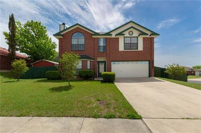 Killeen TX Single Family Home For Sale: $130,000