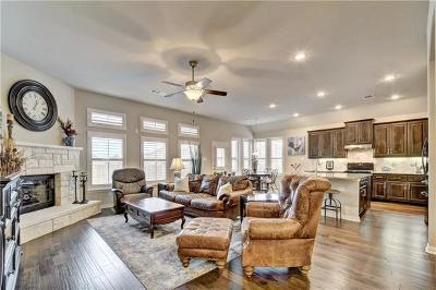 Williamson County Single Family Home For Sale: 3112 Pablo Way