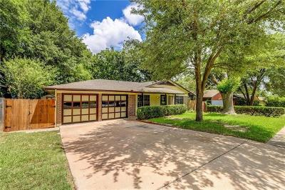 Travis County Single Family Home For Sale: 9711 Hansford Dr