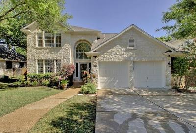 Cedar Park Single Family Home Pending - Taking Backups: 1409 Fall Creek Loop