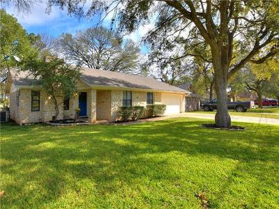 Georgetown Single Family Home For Sale: 3305 Lonesome Trl