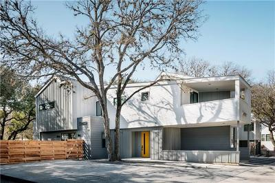 Austin TX Condo/Townhouse For Sale: $639,900