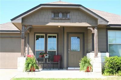 Williamson County Single Family Home For Sale: 621 Amber Ln