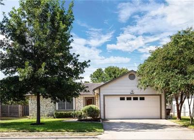 Hays County, Travis County, Williamson County Single Family Home For Sale: 3901 Alexandria Dr