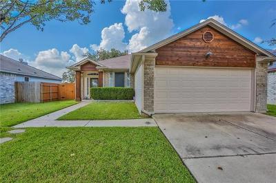 Austin Single Family Home For Sale: 14611 Menifee St