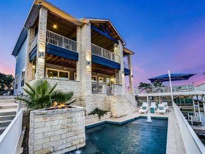 Kingsland Single Family Home For Sale: 1534 Cimarron Trl