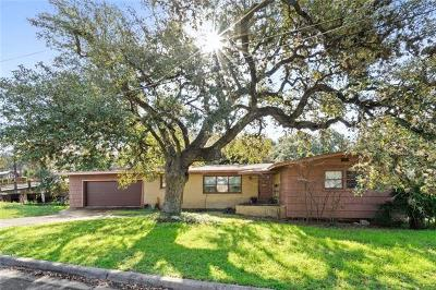 Austin Single Family Home For Sale: 4709 Hilwin Cir