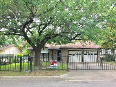 Austin Single Family Home For Sale: 4506 Turnstone Dr