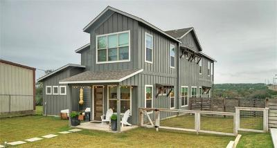 Spicewood Single Family Home For Sale: 2218 Pace Bend Rd #A