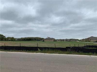 Leander Residential Lots & Land For Sale: 2601 Great Owl Pass