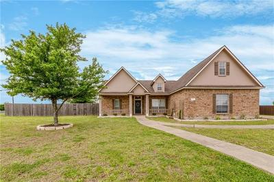 Hutto Single Family Home For Sale: 101 Blanco Dr
