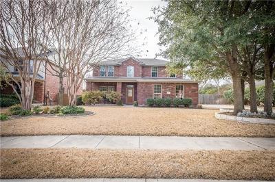 Cedar Park Single Family Home Pending - Taking Backups: 311 Water Oak Dr