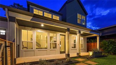 Austin Condo/Townhouse For Sale: 909 Stobaugh St #2