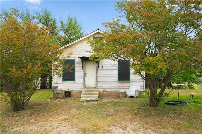 Marble Falls Single Family Home For Sale: 1005 Broadway St