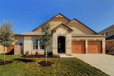 Leander Single Family Home For Sale: 1104 Plano Ln