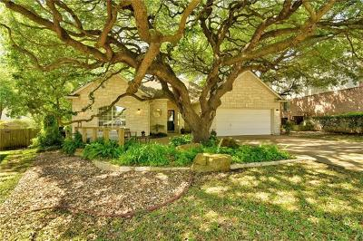 Round Rock Single Family Home For Sale: 2229 Shark Loop