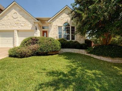 Cedar Park Single Family Home For Sale: 2412 Tivoli Dr