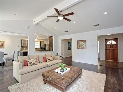 Austin Single Family Home For Sale: 7907 Manassas Dr