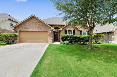 Pflugerville Single Family Home For Sale: 18904 Canyon Sage Ln