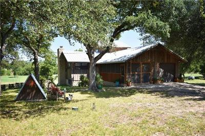 Kempner Single Family Home Pending - Taking Backups: 871 Fm 2313