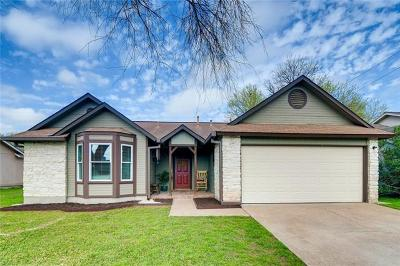 Travis County Single Family Home Pending - Taking Backups: 5606 Honey Dew Ter