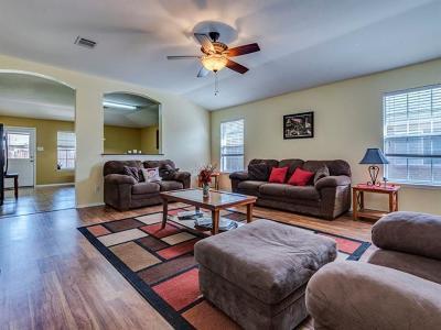 Leander Single Family Home For Sale: 917 Dexter Dr