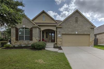 Single Family Home For Sale: 8401 Alophia Dr