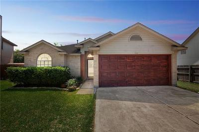 Kyle Single Family Home For Sale: 160 Bailey Loop