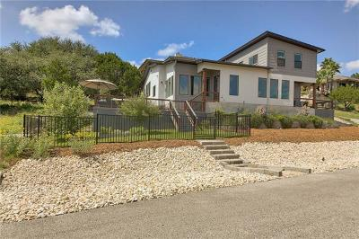 Lago Vista Single Family Home For Sale: 20501 Houston Cv