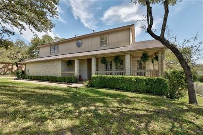 Austin Single Family Home For Sale: 5901 Mountain Villa Dr