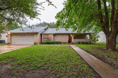 Georgetown Single Family Home For Sale: 902 Tiffany Ln