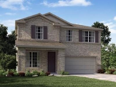 Leander Single Family Home For Sale: 624 Sigourney Way