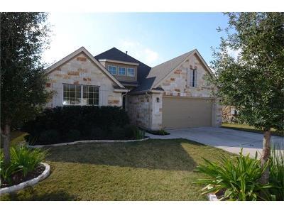 Single Family Home For Sale: 3608 Rosalina Loop