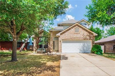 Hays County, Travis County, Williamson County Single Family Home For Sale: 3310 Grasshopper Dr