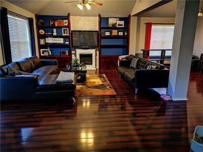 Hays County, Travis County, Williamson County Single Family Home Pending - Taking Backups: 1613 Melissa Oaks Ln