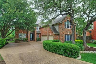 Austin Single Family Home For Sale: 5309 Deerwood Ln