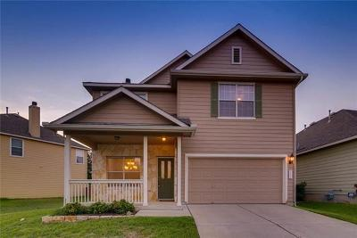 Georgetown Single Family Home For Sale: 1121 Boxwood Loop