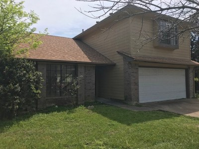 Austin Single Family Home Pending - Taking Backups: 12333 Thompkins Dr