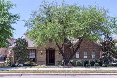 Leander Single Family Home For Sale: 2605 Homecoming