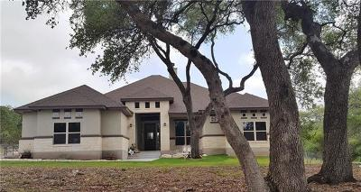 New Braunfels Single Family Home Pending: 235 Longwood