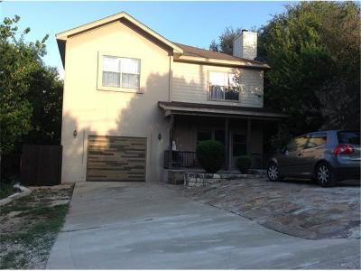Austin Single Family Home For Sale: 2523 Little Beaver Trl